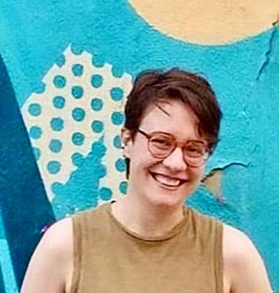 portrait of Rebecca Schubert